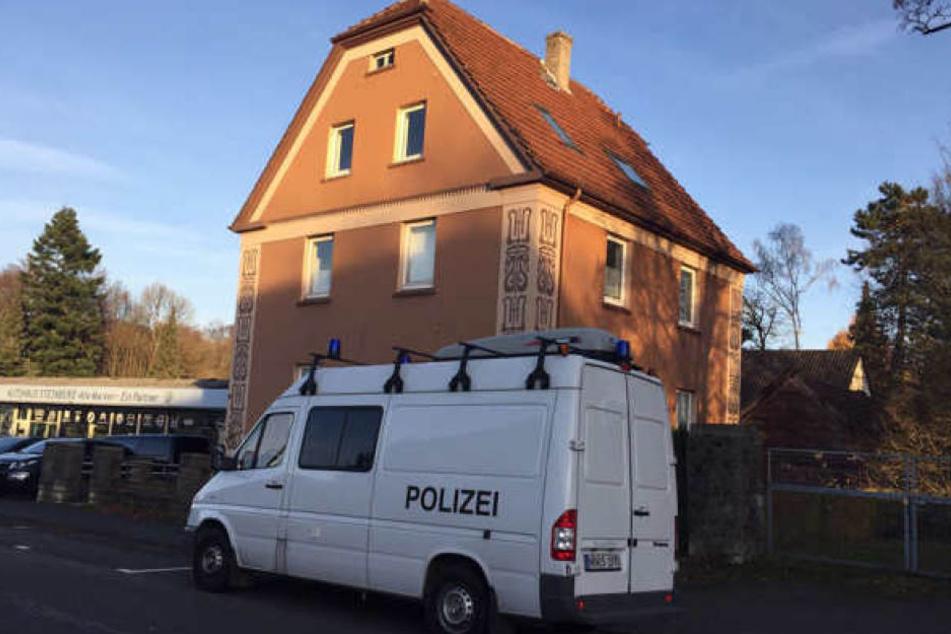 In diesem Haus wurde die 46-Jährige tot in der Badewanne gefunden.