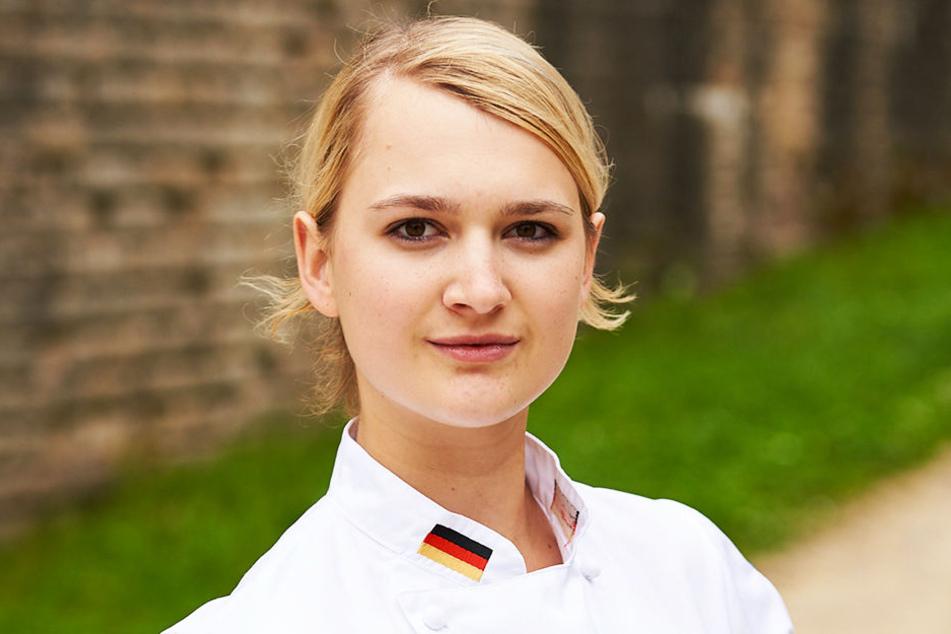"""Hanna Lehmann (23) lernte im """"La Bouchée"""". Nun kämpft sie um die Welt-Koch-Krone."""