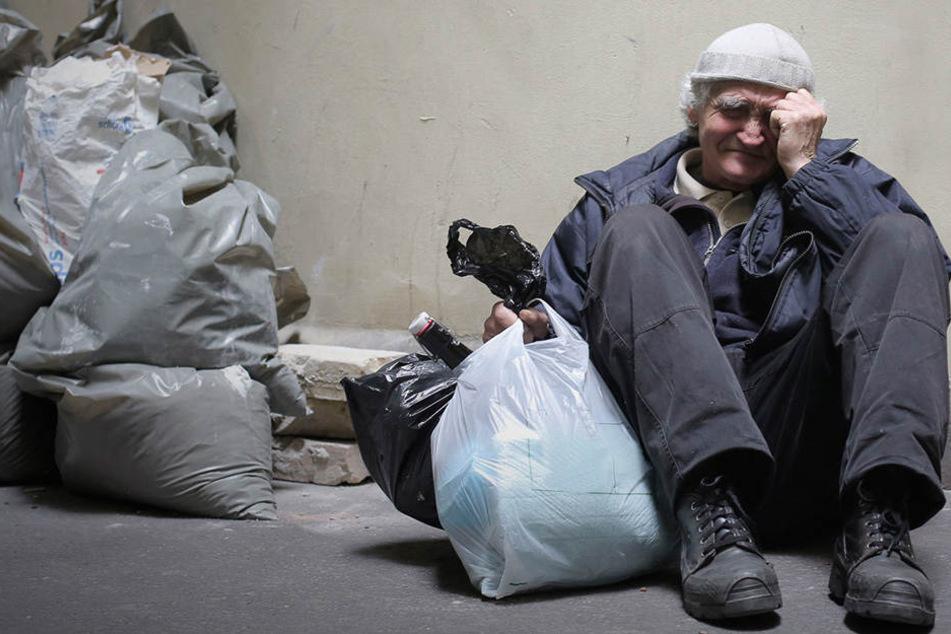 Die meisten Kältetoten waren Obdachlose. (Symbolbild)