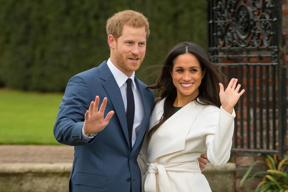 Haben Prinz Harry (35) und Herzogin Meghan (38) etwa ein süßes Geheimnis?