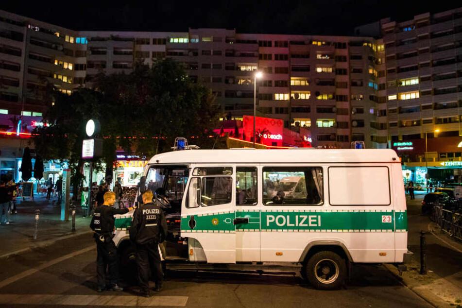 Am Kottbusser Tor in Kreuzberg fielen Sonnabend mehrere Schüsse.