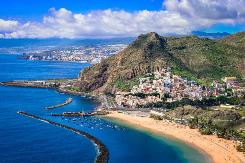 Die zu Spanien gehörende Kanarische Insel Teneriffa ist ein beliebtes Urlaubsziel.