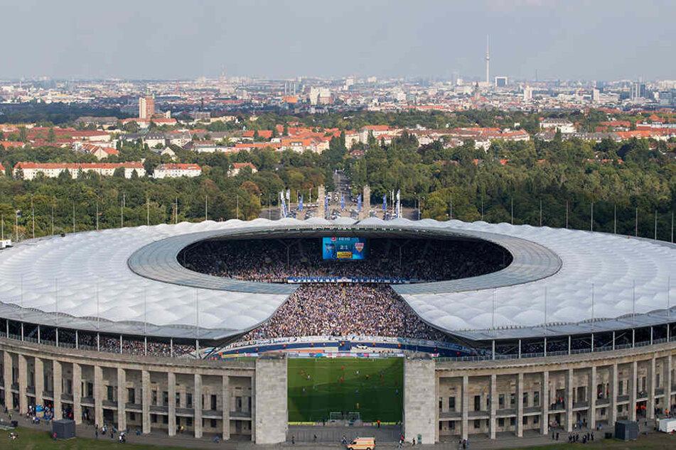 Entweder bleibt Hertha im Olympiastadion oder bekommt eine reine Fußball-Arena.