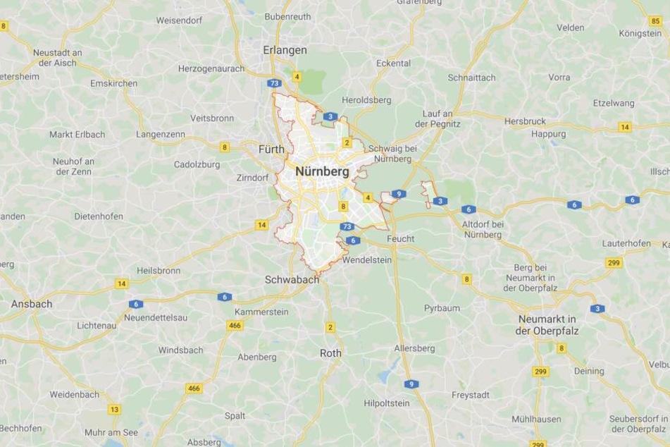 Ein verliebter Bauarbeiter hat in Nürnberg in Bayern für einen Polizeieinsatz gesorgt.
