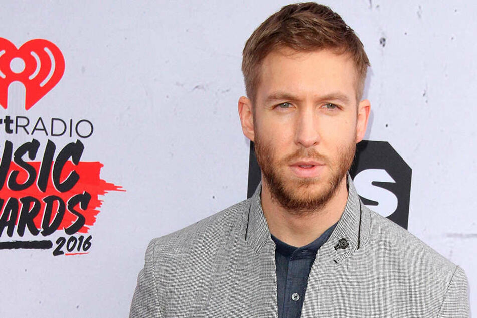 Calvin Harris bei den iHeartRadio Music Awards 2016 in Los Angeles.