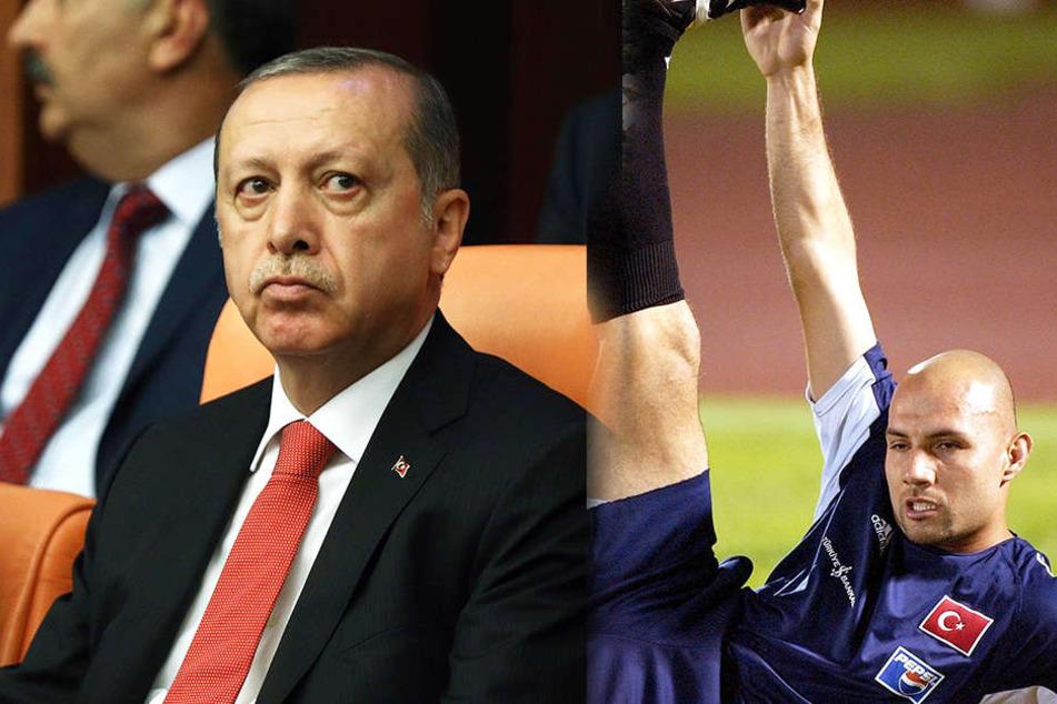 """Erdogan wittert eine Verschwörung: Weil er den Messenger-Dienst """"ByLock"""" benutzt haben soll, wurde Ömer Catkic verhaftet."""