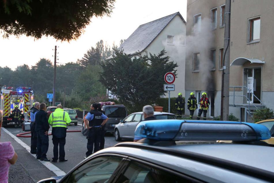 Nach Explosion in Wohnhaus: Verdächtiger geschnappt
