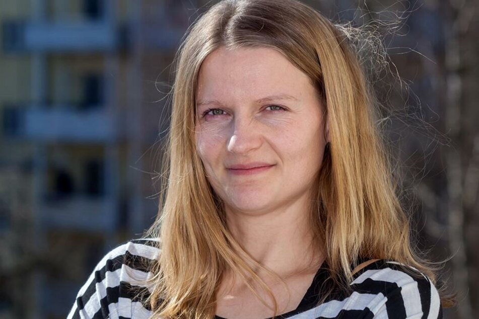 Christin Furtenbacher (34, Grüne)