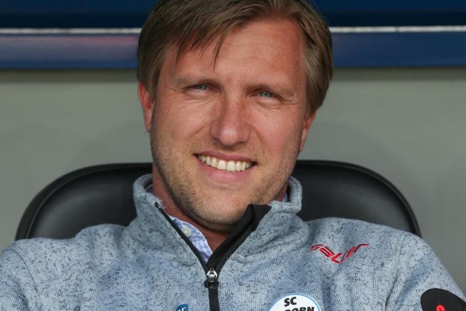 Markus Krösche ist stolz auf den SCP.