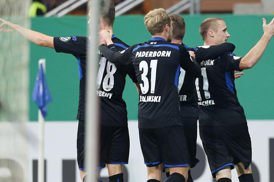 DFB-Pokal: Bochum scheitert an starken Paderbornern