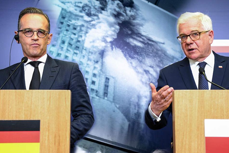 Streit um Reparationen: Polen will 800 Milliarden Dollar von Deutschland