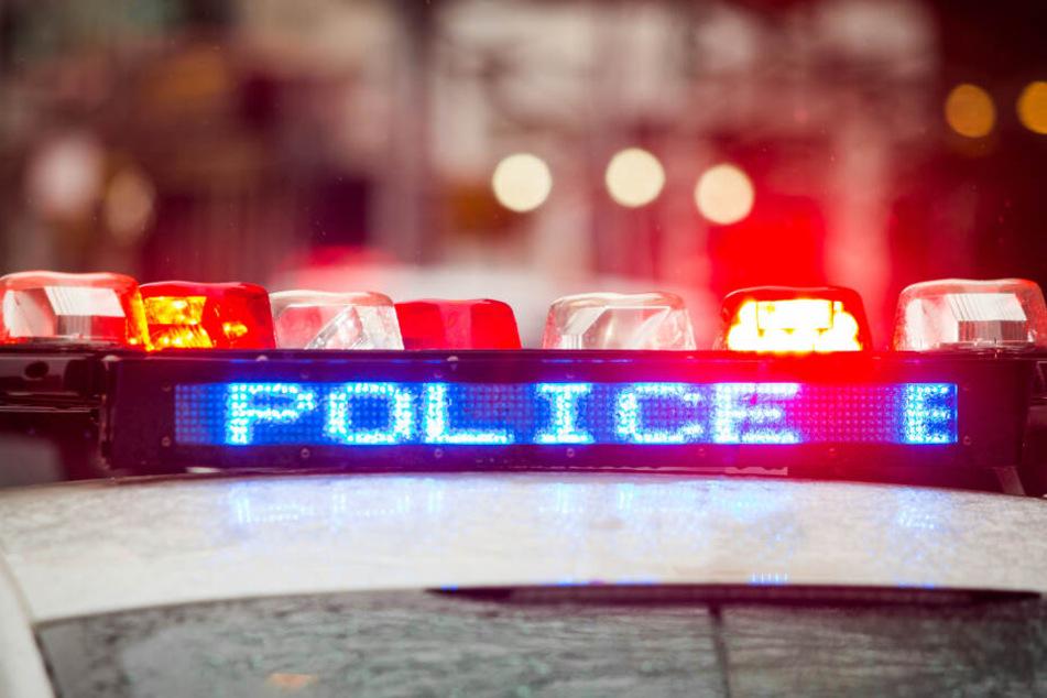 Die Polizei nahm fünf Jugendliche fest.