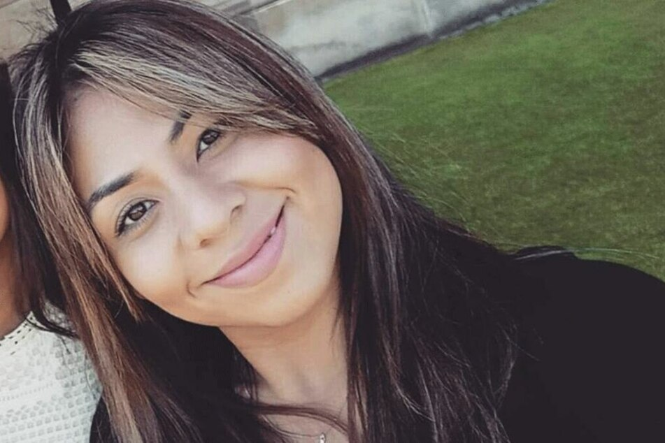 Juttima Chinnasri (28) auf einem Facebook-Selfie vor ihrer Krankheit.