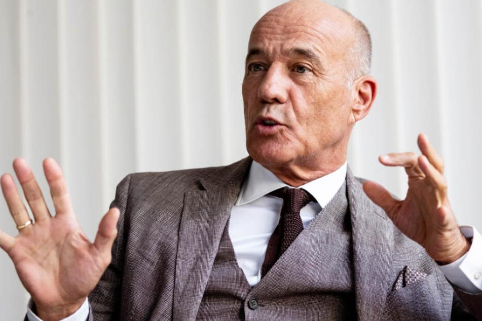 Heiner Lauterbach erhält den Ehrenpreis des Bayerischen Filmpreises.