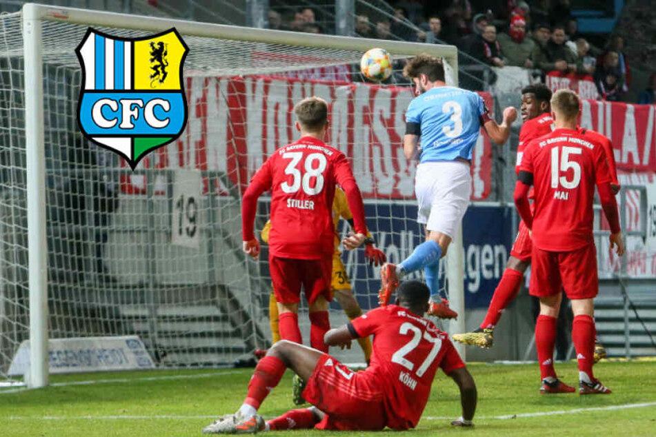 """CFC-Kapitän Hoheneder krönt starke Leistung mit seltenem Tor: """"Das Gefühl gefällt mir!"""""""