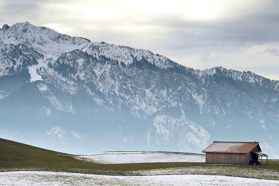 Ein 50-Jähriger hat einen Berg-Ausflug in den Allgäu nicht überlebt.