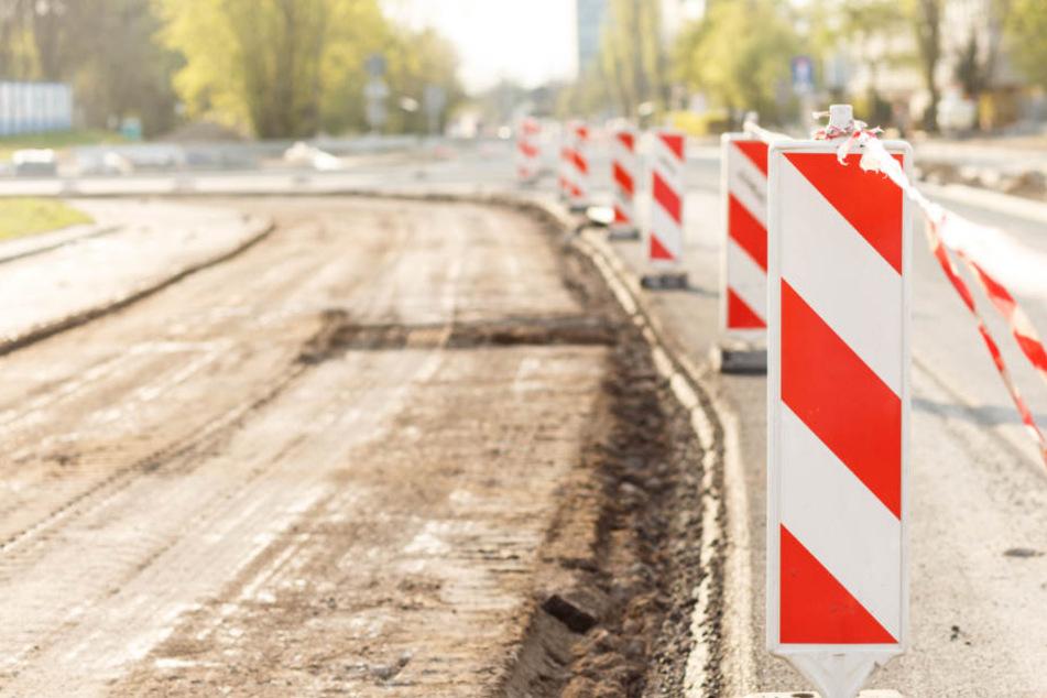Zahlreiche Straßen werden schon bald gesperrt. (Symbolbild)
