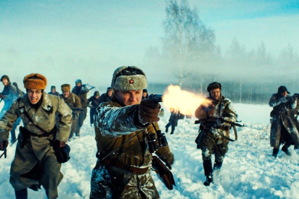 Die russischen Soldaten sollen das Dorf Ovsyannikovo zurückerobern, obwohl sie bereits viele Kameraden verloren haben.