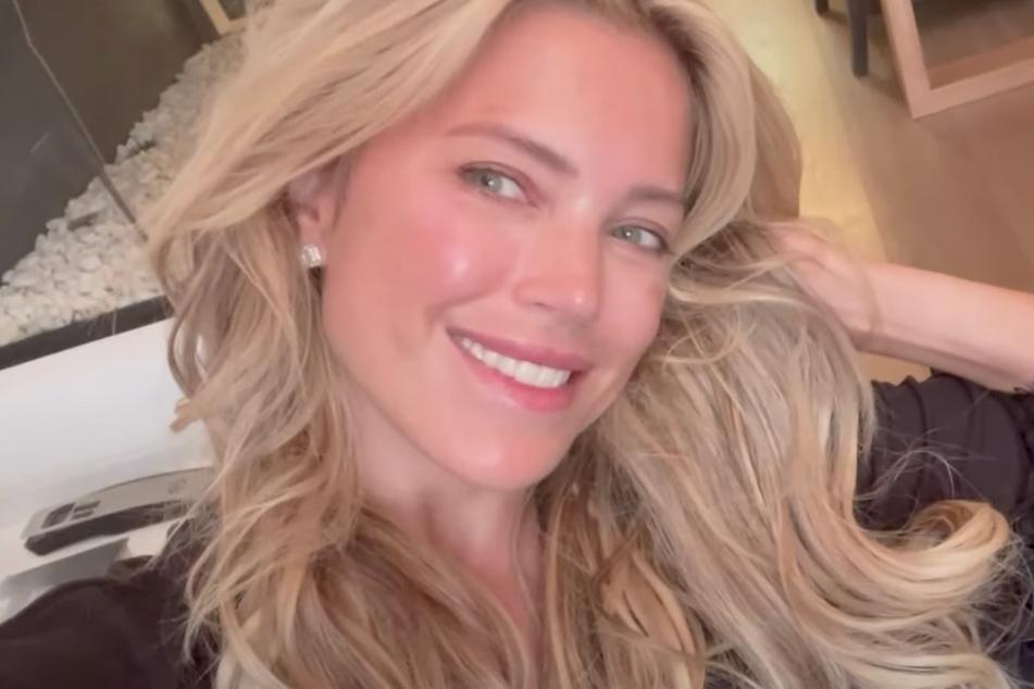 Sylvie Meis (43) zeigt sich ungeschminkt auf YouTube.