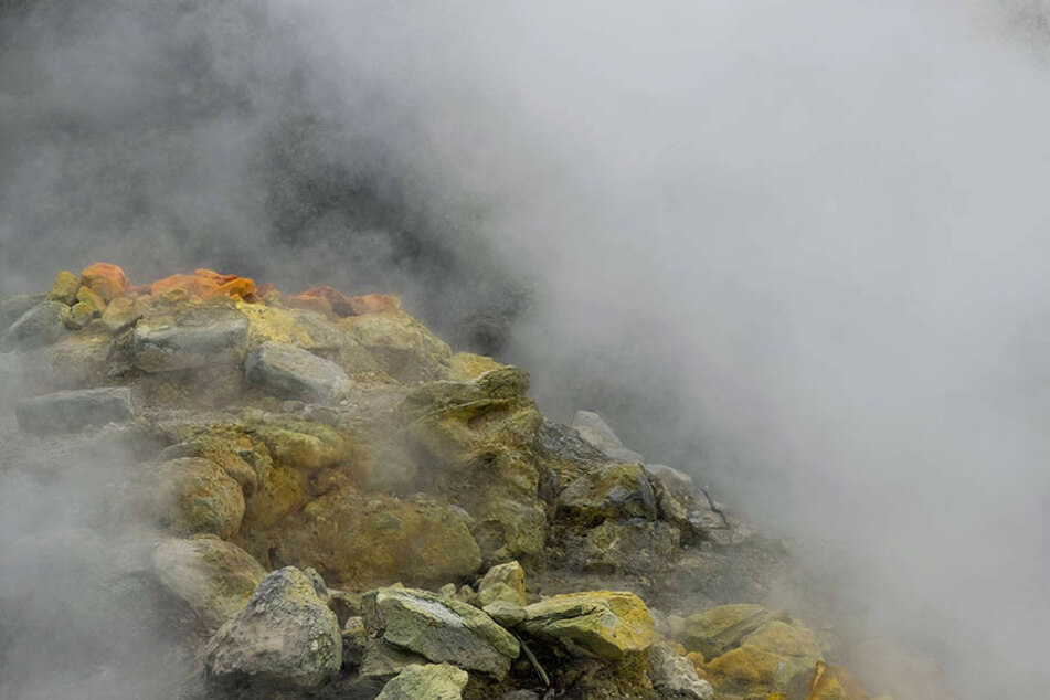 Steht der Vulkan kurz vor dem Ausbruch?
