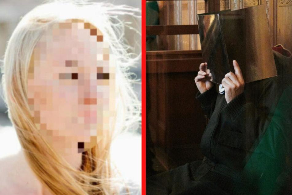 Der wegen Mordes und versuchter Vergewaltigung Angeklagte sitzt im Kriminalgericht in Moabit.
