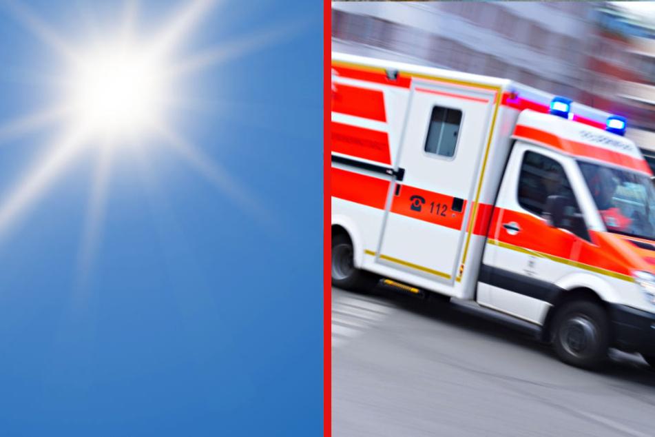 Hitzekollaps bei Sportfest: Mehrere Schüler ins Krankenhaus eingeliefert