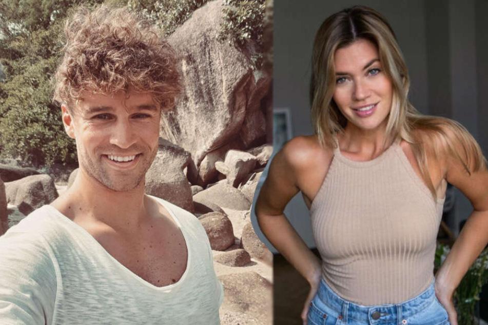 Bachelor in Paradise: Alex Hindersmann schmeißt hin und tritt gegen Nadine Klein nach