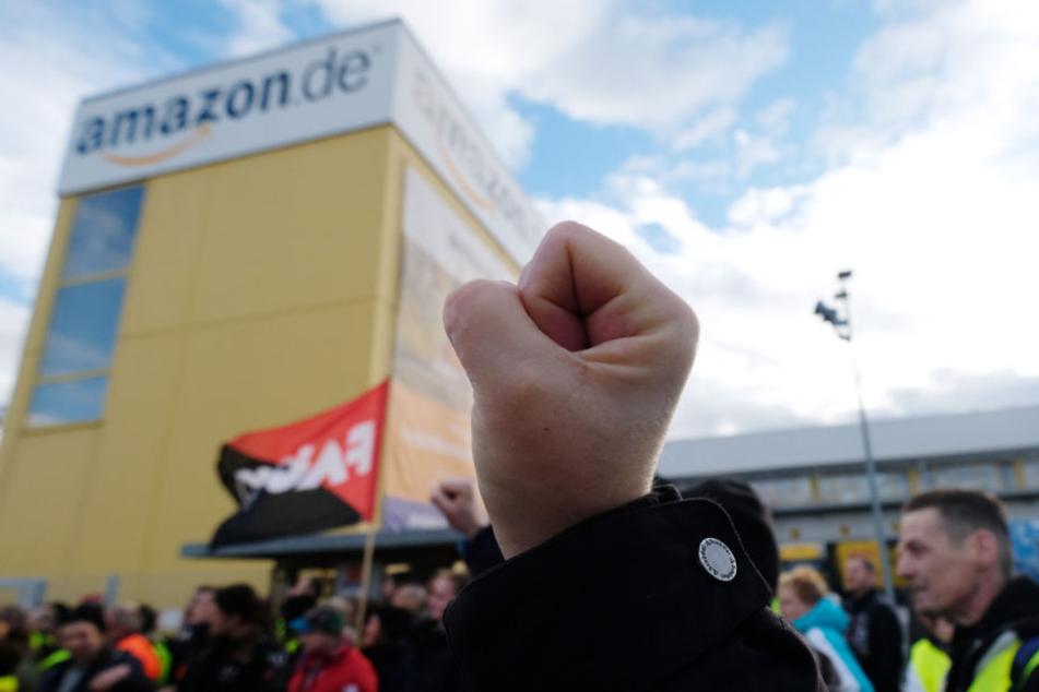 Amazon-Mitarbeiter kämpfen seit 5 Jahren erbittert um Vertrag