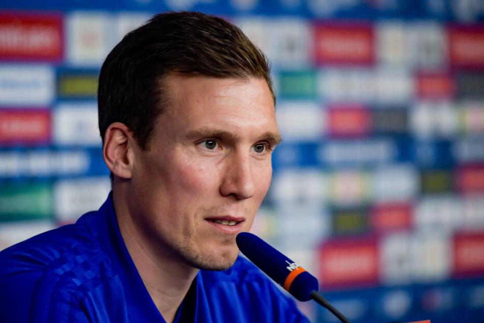 HSV-Trainer Hannes Wolf muss mit dem HSV den Wiederaufstieg in die Bundesliga schaffen.