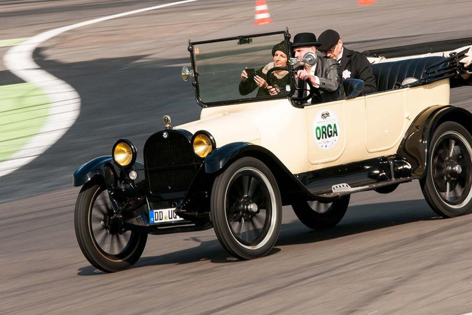 Ob alt oder neu, jedes Baujahr ist bei der MOPO-Cabrio-Rallye willkommen.