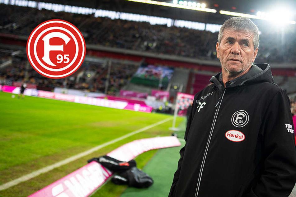 Chaos in Düsseldorf geht weiter: Trainer Funkel zweifelt an Verlängerung!