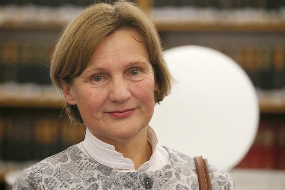Elisabeth Achter-Mainz hilft Opfern von Kriminalität.