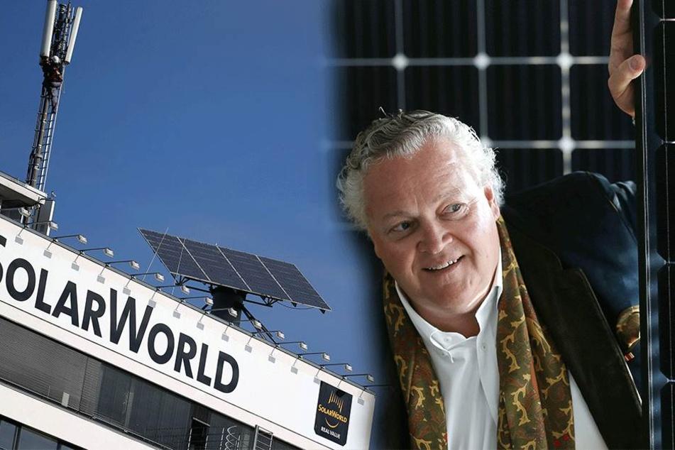 Am Freitag gab die Gläubigerversammlung grünes Licht für den Verkauf der SolarWorld an eine Investorengruppe unter Führung des alten Besitzers Frank Asbeck (58).