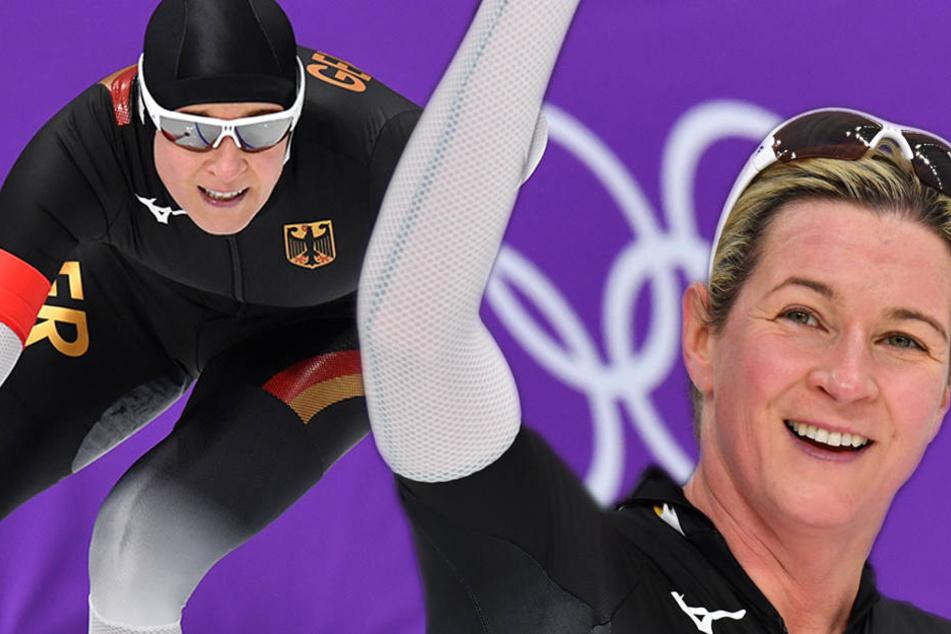 Nach enttäuschendem Ergebnis: Claudia Pechstein verblüfft mit trotziger Ankündigung