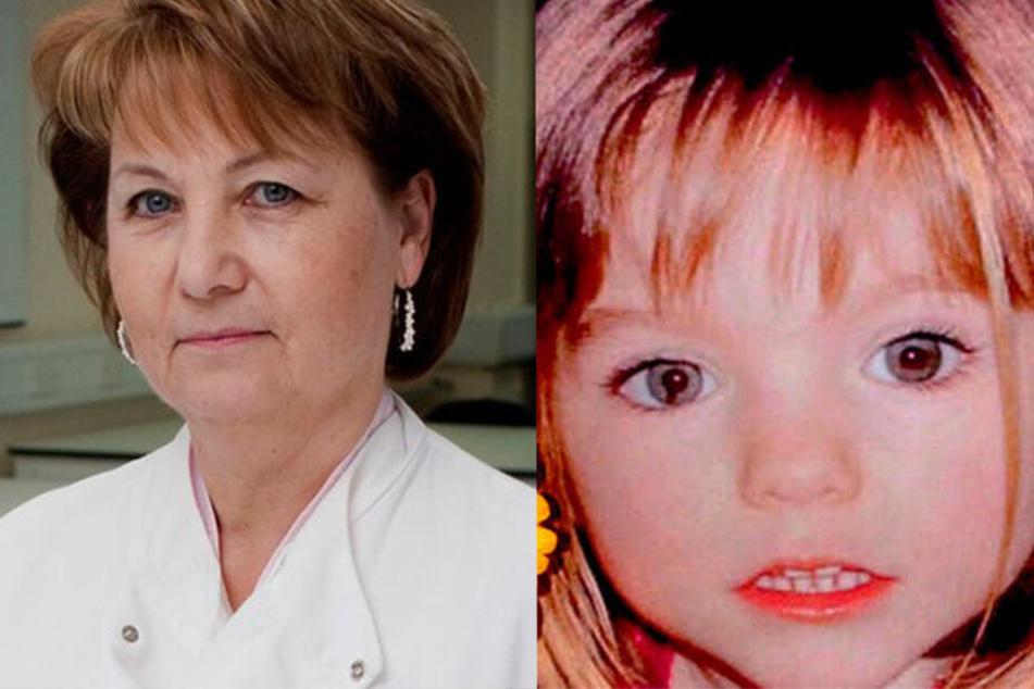 Angela Gallop möchte sich jetzt um den Fall Maddie McCann kümmern. Eine aussichtslose Suche?