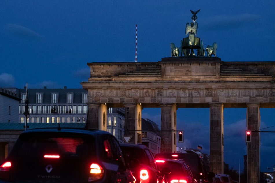 In Berlin steht Ihr durchschnittlich 154 pro Jahr im Stau (Symbolbild)!