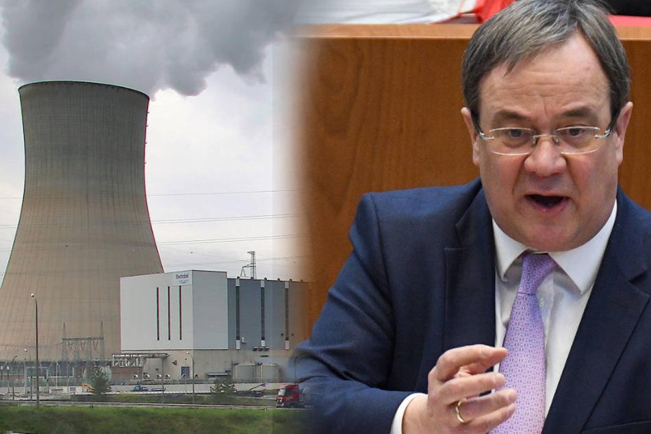 NRW-Ministerpräsident Armin Laschet (CDU) fordert