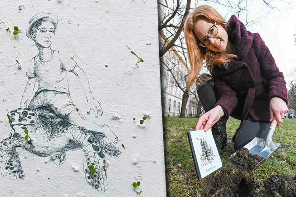 Dresden: Vegane Samenbücher: Daraus wachsen Traumzauber-Kräuter
