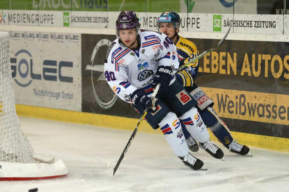 Steve Hanusch spielte zuletzt bei den Kassel Huskies.