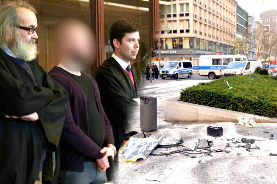 Prozess gegen Ku'damm-Raser: Ende in Sicht!