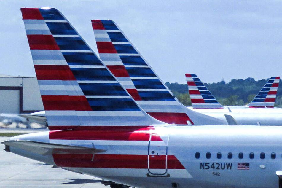 American Airlines steht nach dem Zwischenfall unter Druck.