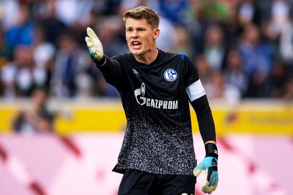 Alexander Nübel verlässt den FC Schalke 04 im Sommer gen München. Bis dahin ist er bei den Knappen aber die Nummer eins.