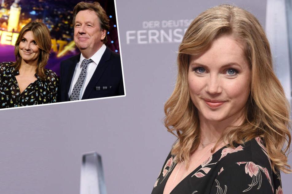 """Cornelia Gröschel im """"Riverboat"""": Hat sie etwa Angst vor ihrer 'Tatort'-Premiere?"""