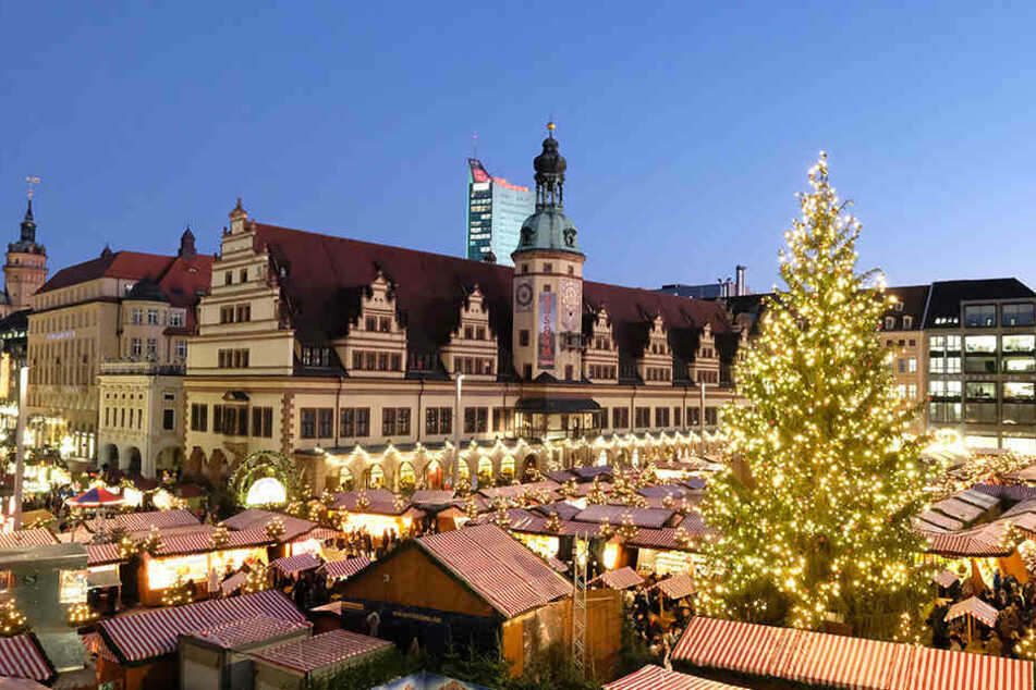 Gerade im Gedränge des Weihnachtsmarktes schlagen Langfinger gern zu.