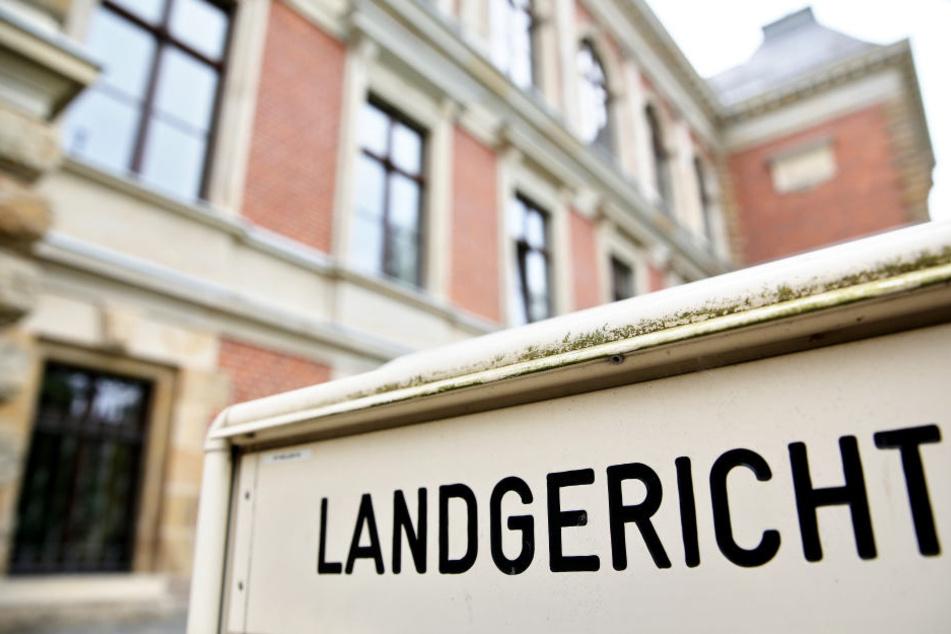 Am Montag wurde der Prozess gegen eine Drogenbande in Zwickau fortgesetzt (Archivfoto).