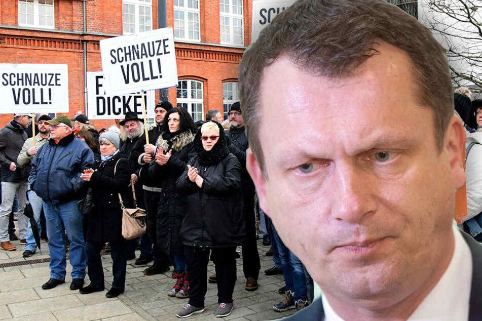 Am Donnerstag forderte Holger Kelch von Land und Bund mehr Unterstützung.