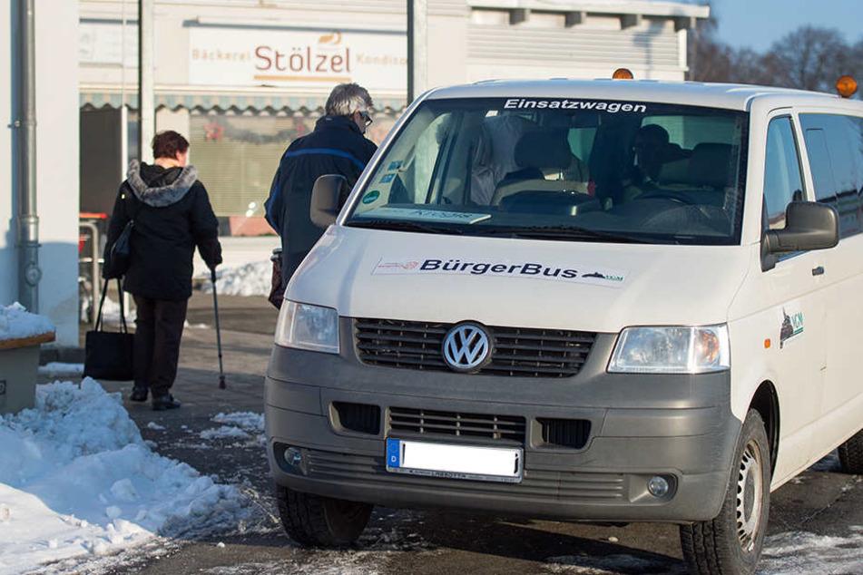 Mit Hilfe der Bürgerbusse sollen besonders für Senioren die Wege verkürzt werden.