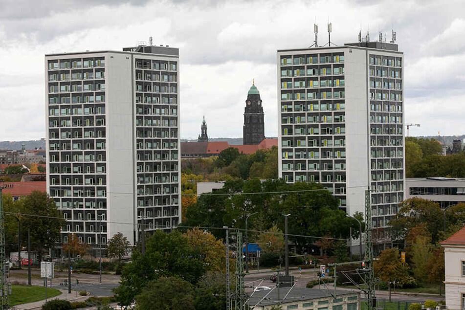 Dresden: Endlich! Zweiter Studententurm fertig saniert