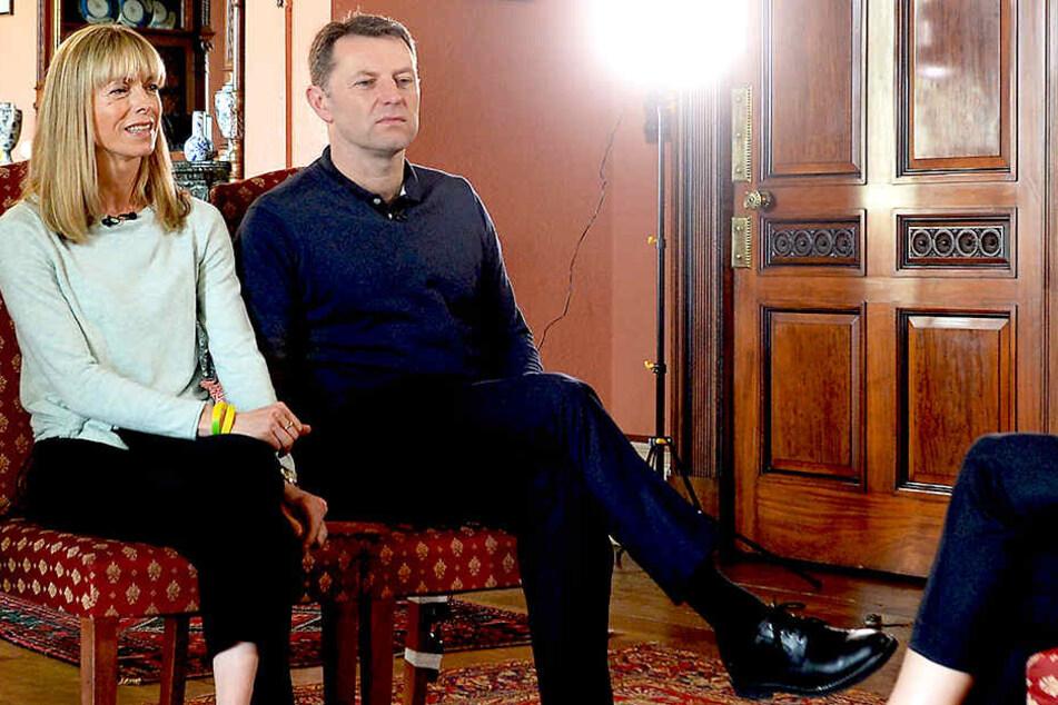 Kate und Gerry McCann geben die Hoffnung auf eine Wiederkehr ihrer Tochter nicht auf.