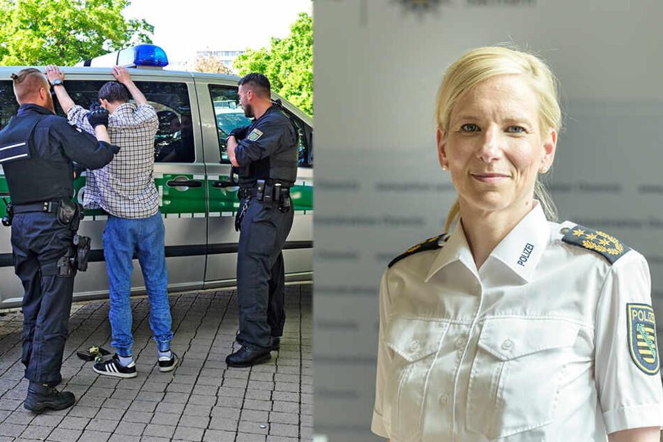 """Polizei-Chefin Penzel im TAG24-Interview: """"Wir bleiben den Dealern auf den Fersen"""""""